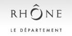 Logo du département du Rhône