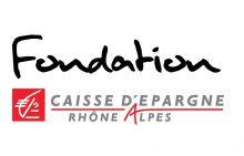 Logo de la Fondation Caisse d'Epargne Rhône-Alpes